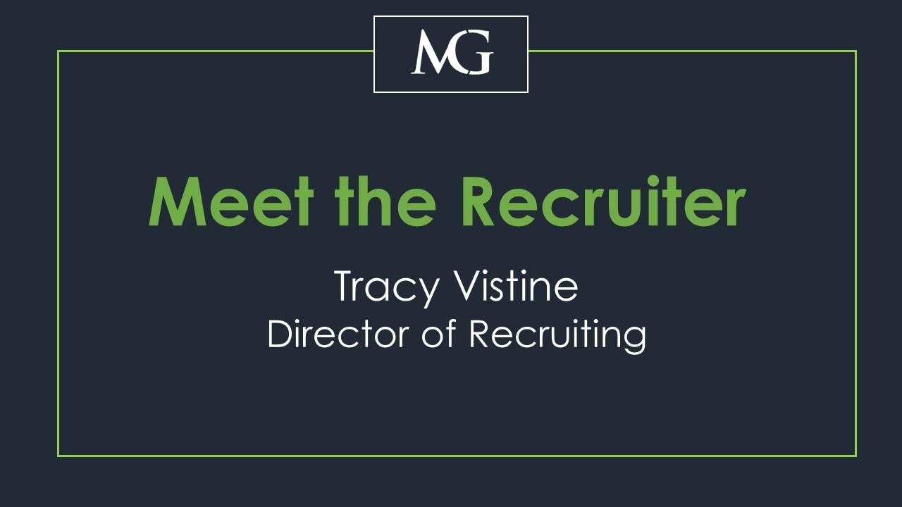 meet the recruiter