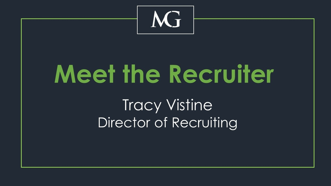 meet the recruiter